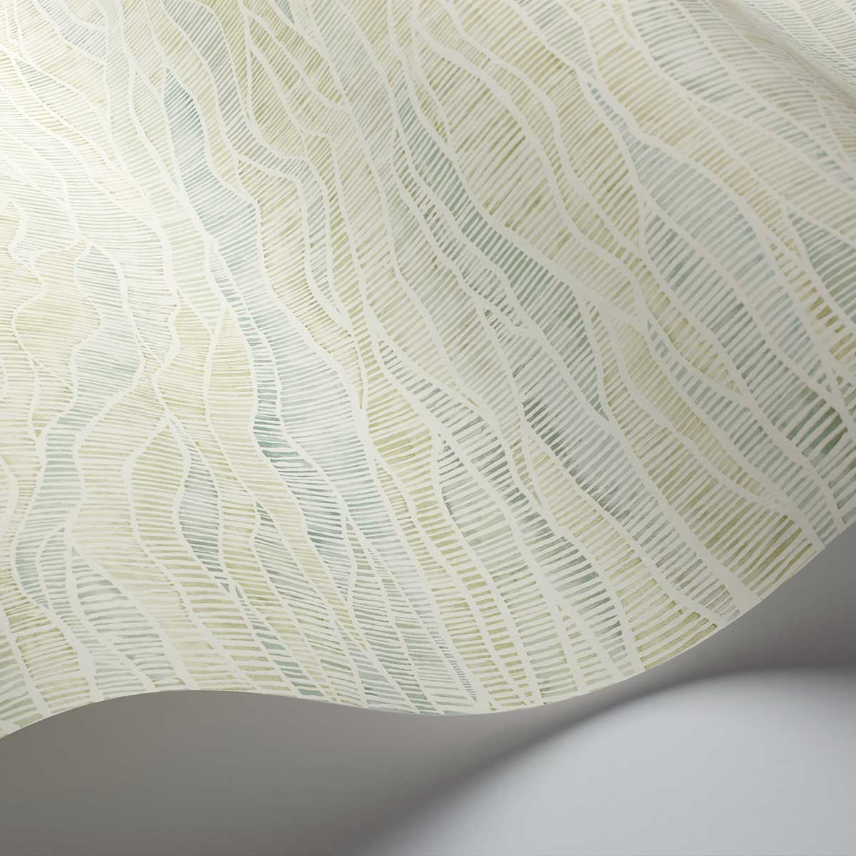 Cole & Son Meadow Olive Wallpaper - Product code: 115/13038