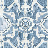 Cole & Son Topiary China Blue Wallpaper - Product code: 115/2007