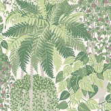 Cole & Son Fern Leaf Green / Olive Wallpaper - Product code: 115/7021