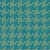 Casadeco Camden Teal Wallpaper