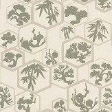 Farrow & Ball Shouchikubai  Treron / Jitney Wallpaper