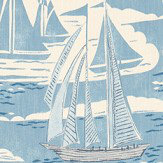 Sanderson Sailor Nautical Fabric