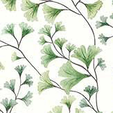 Cole & Son Maidenhair Olive Wallpaper - Product code: 115/6018