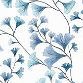 Cole & Son Maidenhair China Blue Wallpaper - Product code: 115/6019