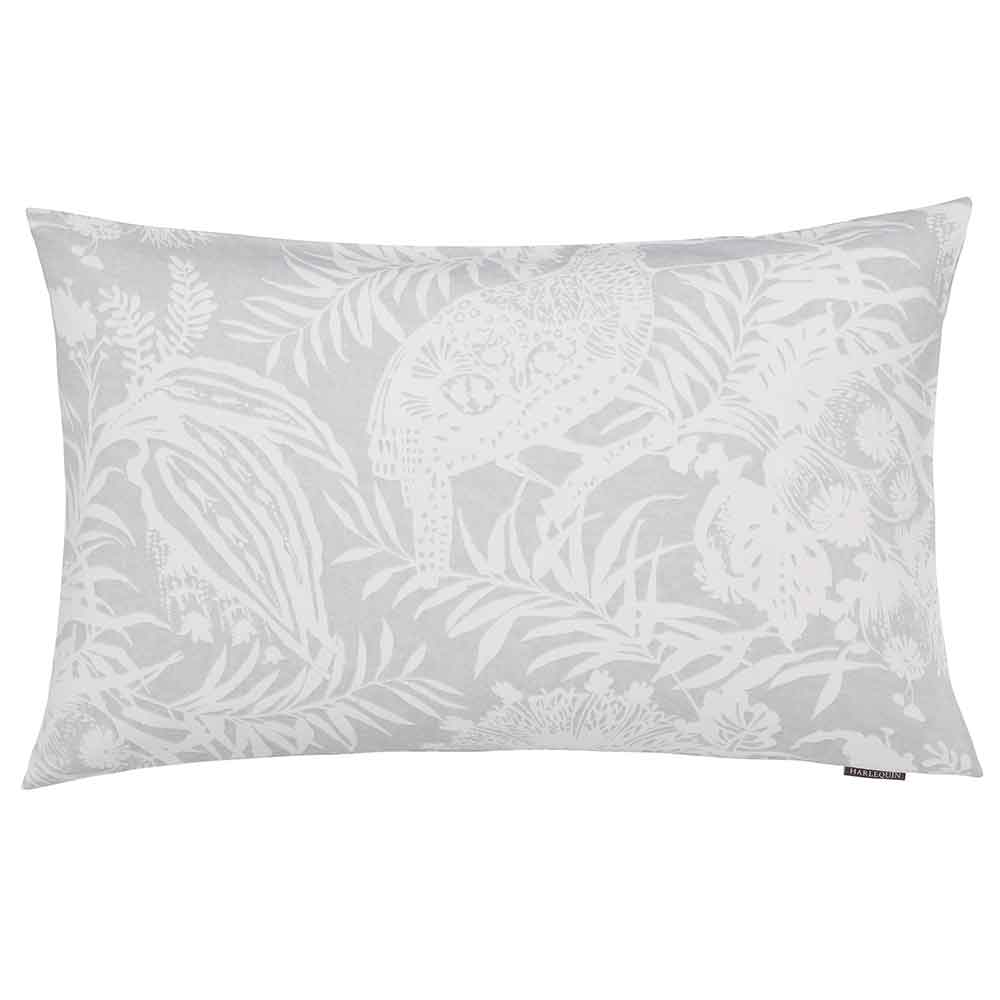 Toco Housewife Pillowcase - Silver - by Harlequin