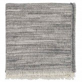 Harlequin Saona Woven Throw Grey