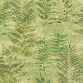 Galerie Fern Light Green Wallpaper