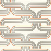 Arthouse Link Orange Wallpaper - Product code: 902404