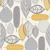 Arthouse Malmo Ochre Wallpaper