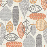 Arthouse Malmo Orange Wallpaper