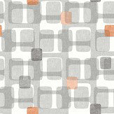 Arthouse Retro Block Orange Wallpaper - Product code: 902307