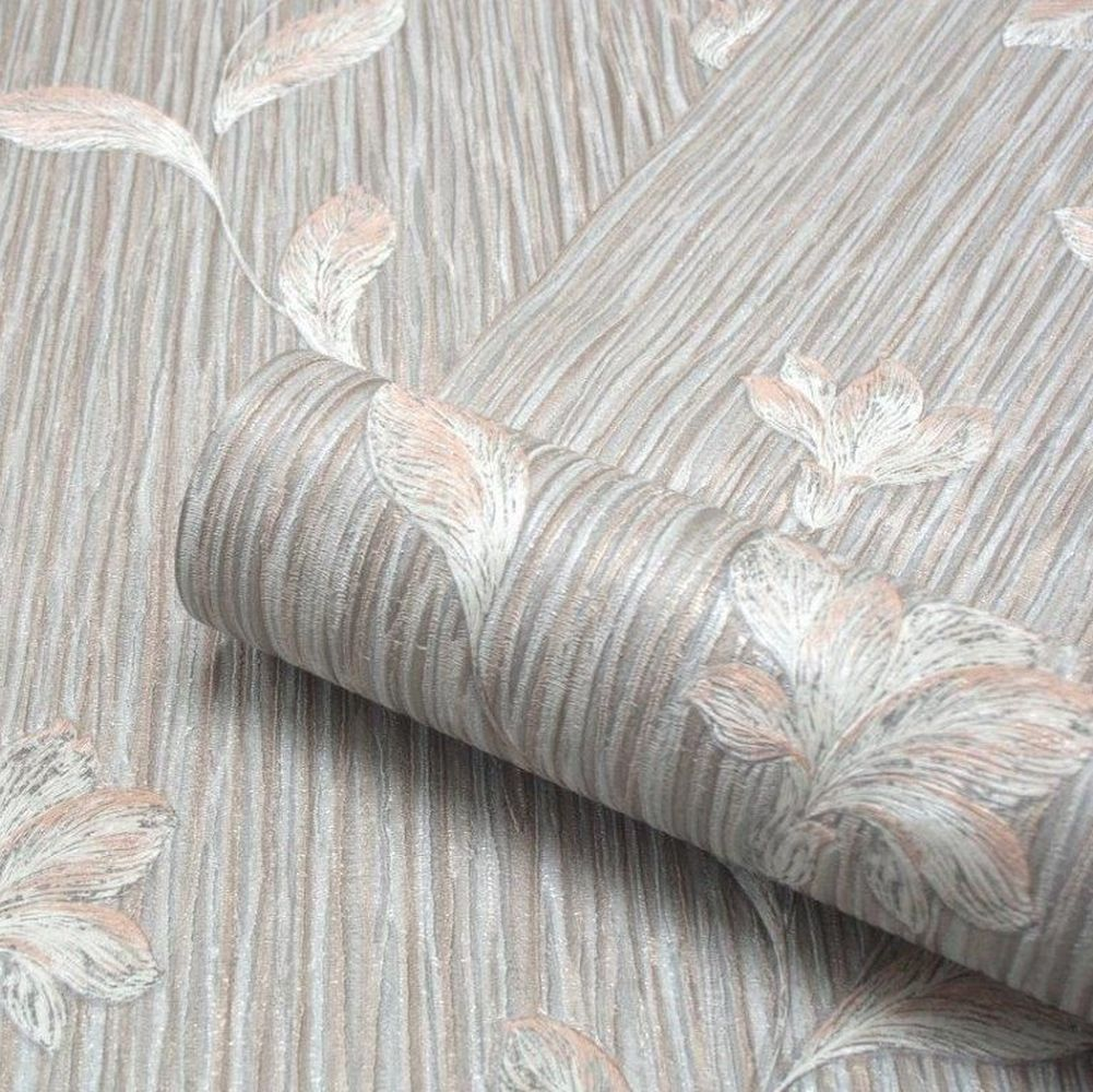 Livenza Floral Wallpaper - Blush - by Albany