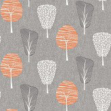 Arthouse Retro Tree Orange Wallpaper - Product code: 902400