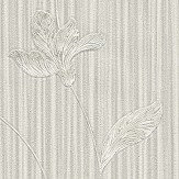Albany Livenza Floral Pale Grey Wallpaper