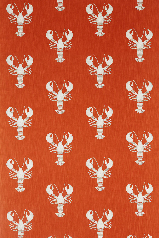 Sanderson Cromer Rust Fabric - Product code: 226506