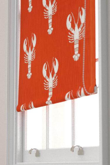 Sanderson Cromer Rust Blind - Product code: 226506