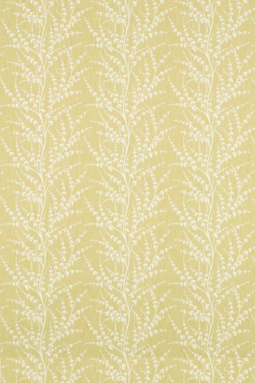 Armeria Trail By Sanderson Lichen Fabric Wallpaper