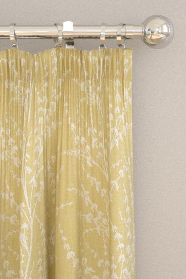 Sanderson Armeria Trail Lichen Curtains - Product code: 236675