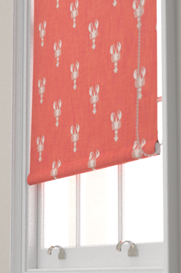 Sanderson Cromer Embroidery Coral Blind - Product code: 236677