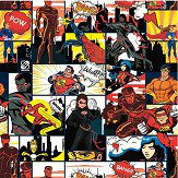 Galerie Super Heroes Multi-coloured Mural - Product code: 51171010
