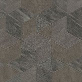 Albany Verdi Black Wallpaper - Product code: 7331