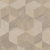 Albany Verdi Pale Taupe Wallpaper