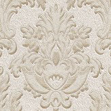 Albany Corelli Damask Cream Wallpaper