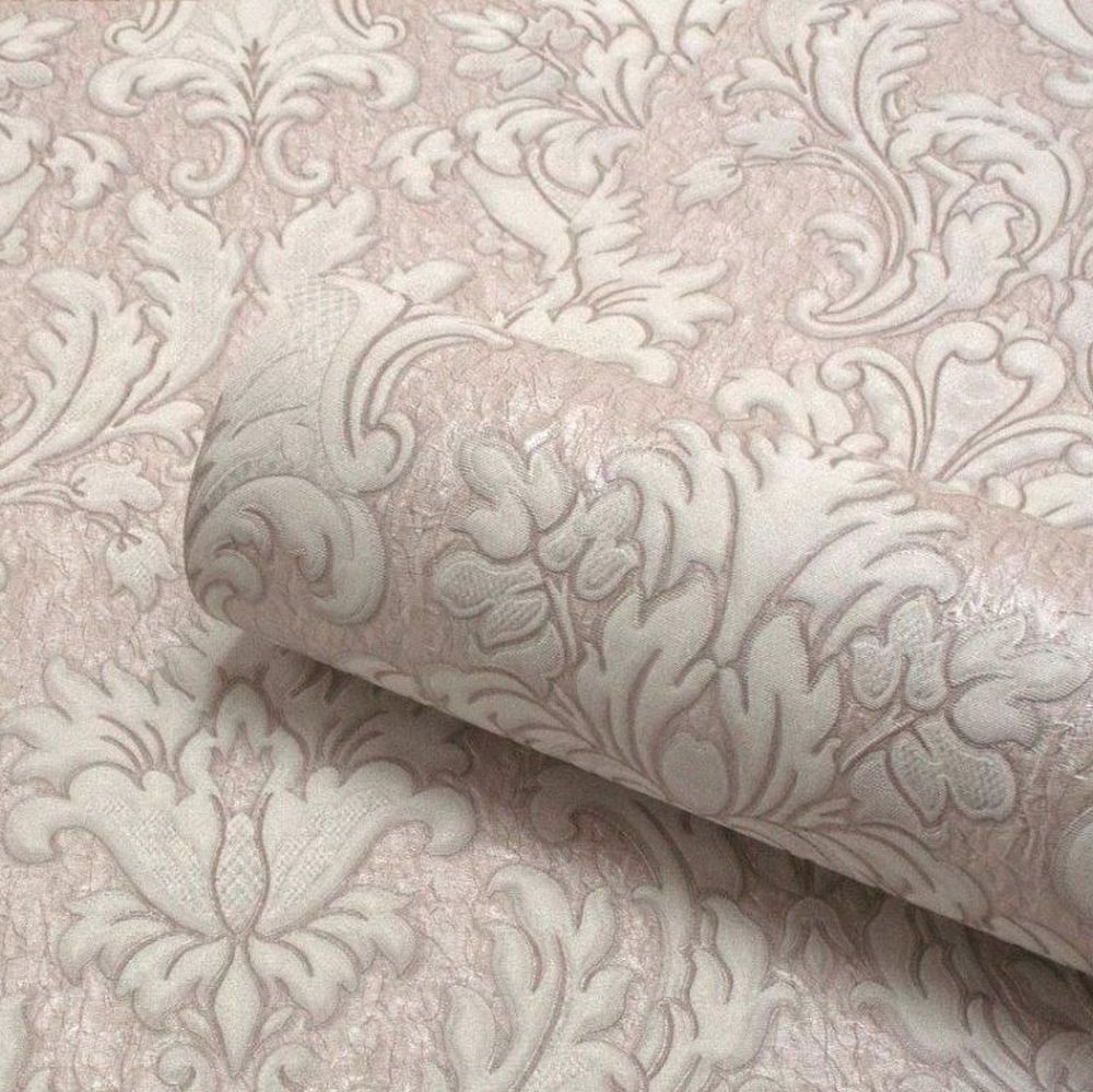 Albany Corelli Damask Blush Wallpaper - Product code: 7791