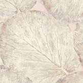 Arthouse Beech Leaf Blush Wallpaper