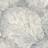 Arthouse Beech Leaf Dove Grey Wallpaper