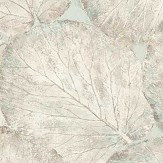Arthouse Beech Leaf Sage Green Wallpaper