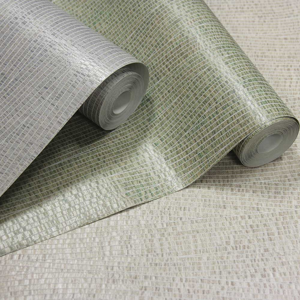 Arthouse Fossil Sage Green Wallpaper - Product code: 902504