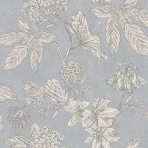 Arthouse Botanic Blue Wallpaper - Product code: 902600