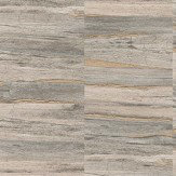 Albany Metallic Wood Natural and Copper Wallpaper