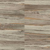 Albany Metallic Wood Copper Wallpaper