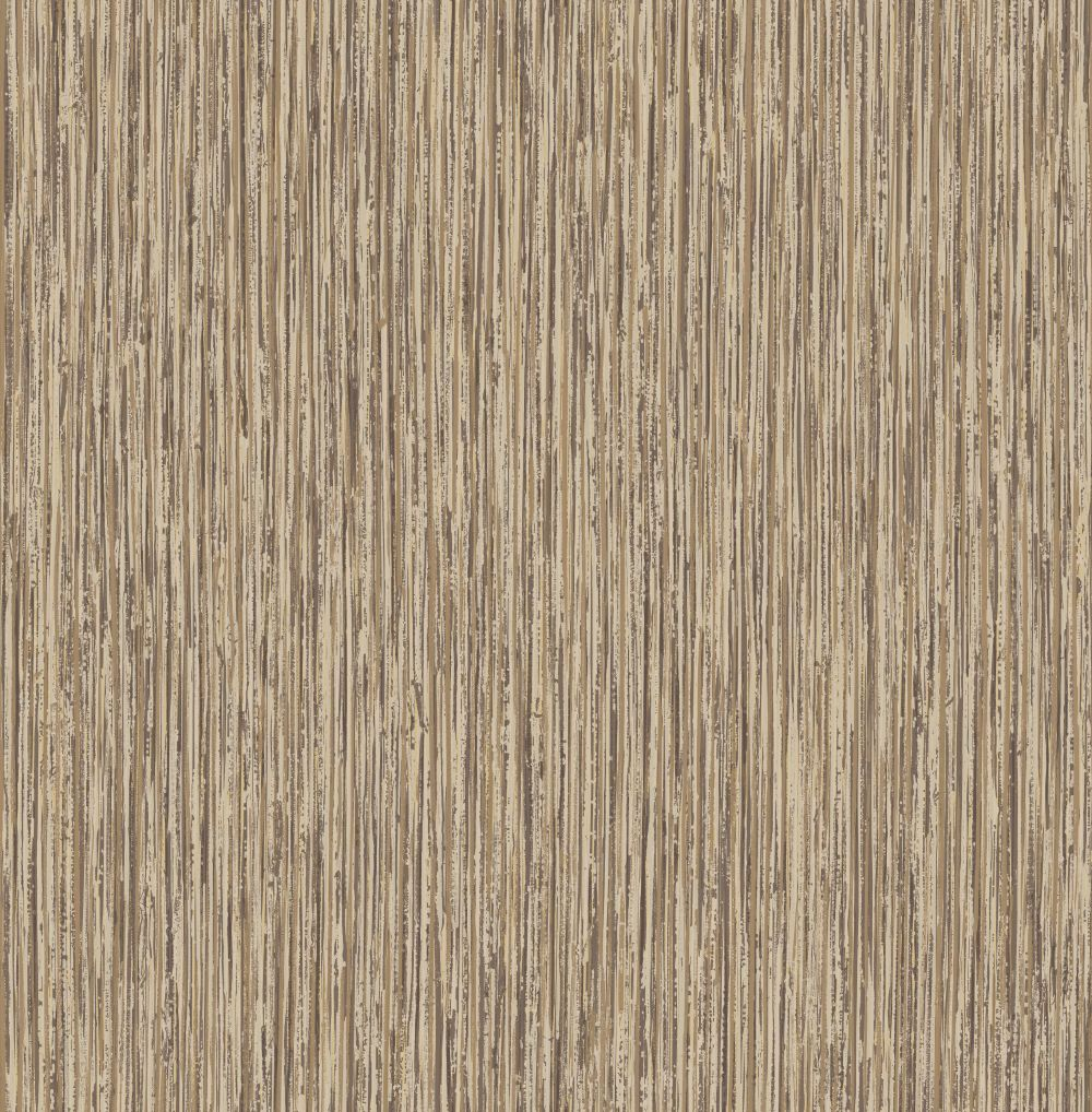 Albany Vertical Grasscloth Effect Antique Gold Wallpaper - Product code: CB41017