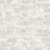 Albany Small Bricks Grey Wallpaper