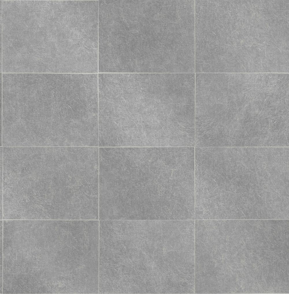 Albany Fibrous Blocks Silver Wallpaper - Product code: CB41009