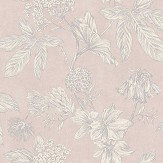 Arthouse Botanic Blush Wallpaper