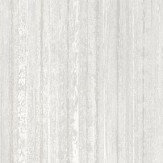 Albany Vertical Metal White Wallpaper