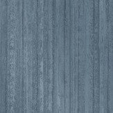 Albany Vertical Metal Blue Wallpaper