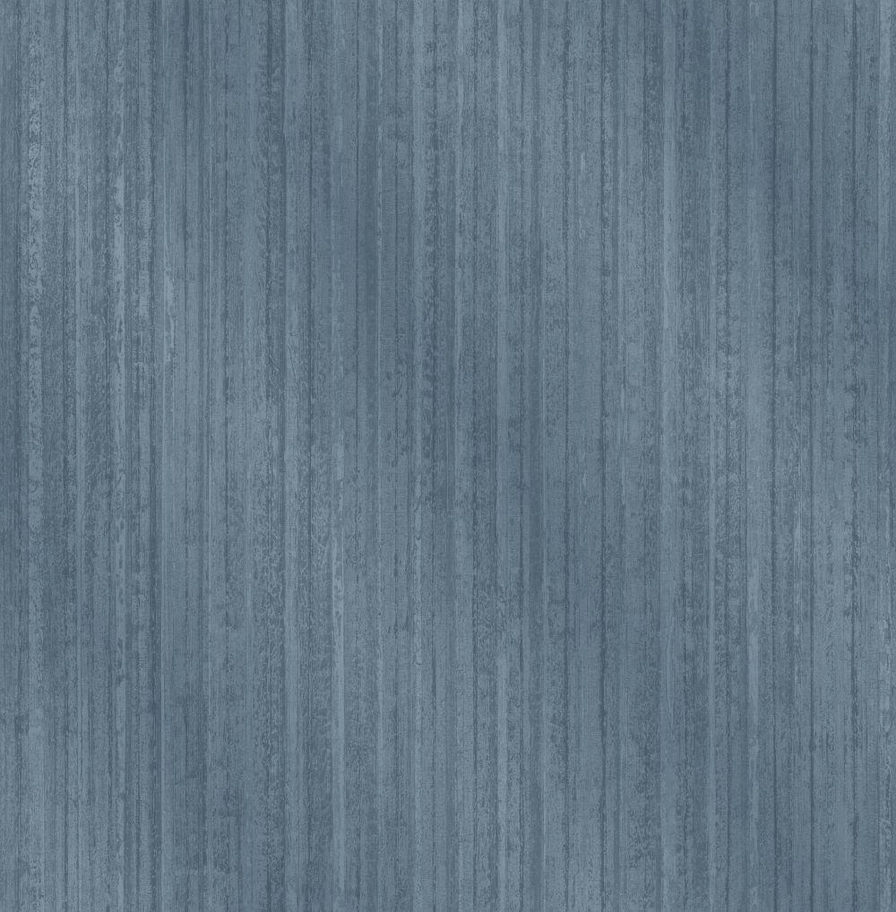 Albany Vertical Metal Blue Wallpaper - Product code: CB41031