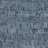 Albany Small Cork Navy Wallpaper - Product code: CB41035