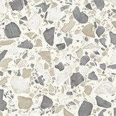 Albany Terrazzo Grey Wallpaper