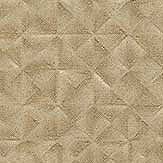 Albany Cubism Gold Wallpaper - Product code: C88600