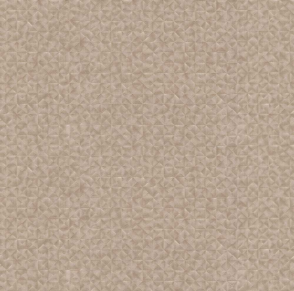 Albany Cubism Brown Wallpaper - Product code: C88606