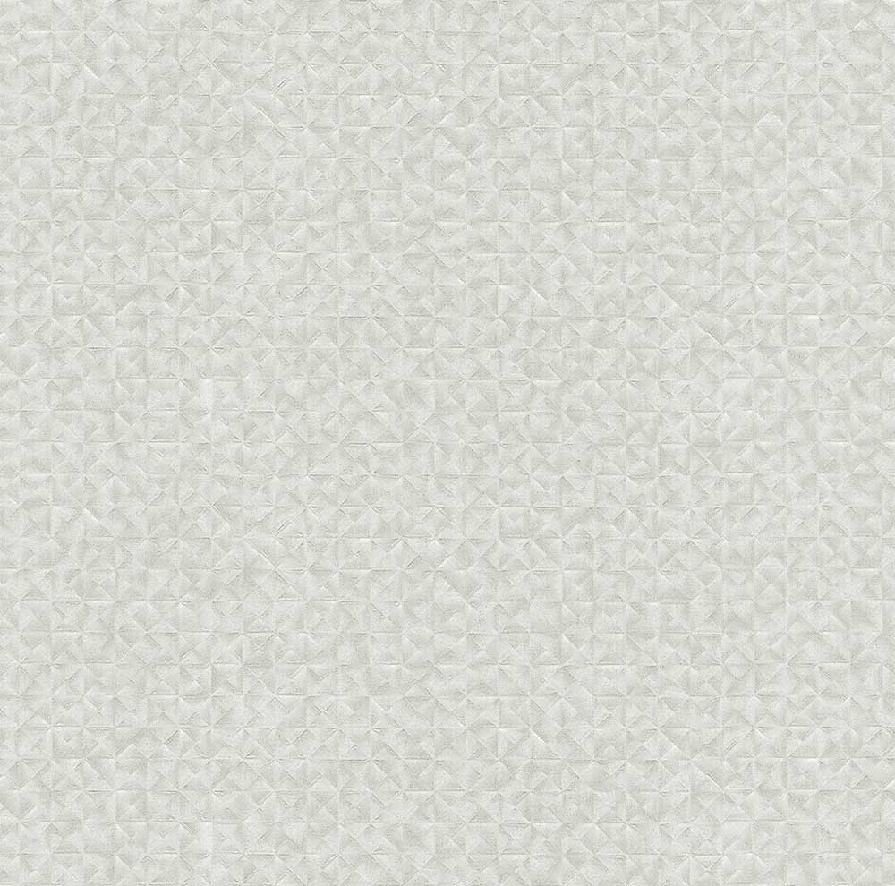 Albany Cubism Silver Wallpaper - Product code: C88607