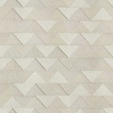 Albany Triangle Beige Wallpaper - Product code: C88605