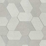 Albany Polygon Grey Wallpaper - Product code: C88612