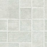 Albany Lattice Light Grey Wallpaper - Product code: C88640